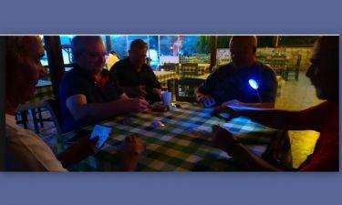 Black out o Λαυρέντης Μαχαιρίτσας και το «κρυφό σχόλιο»