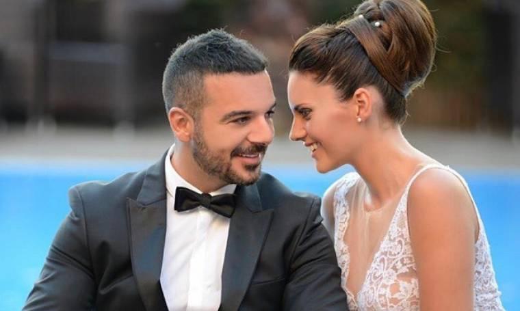 Επέτειος γάμου για τον Τριαντάφυλλο – Το τρυφερό μήνυμα στη γυναίκα του
