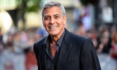 George Clooney: Πρώτος στην λίστα του Forbes με τους πιο ακριβοπληρωμένους ηθοποιούς