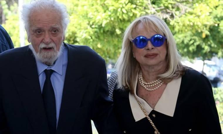 Βαρύ πένθος για την Άννα Φόνσου - Έφυγε από τη ζωή ο Σπύρος Μερκούρης