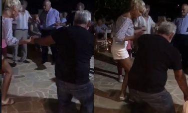 Η Σάσα Σταμάτη τα «έσπασε» στην Κρήτη!