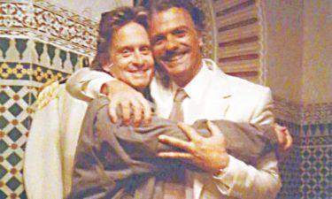 Σπύρος Φωκάς: Η αρρώστια του Douglas, το χιούμορ του De Vito και τα... γαλλικά του Stallone!