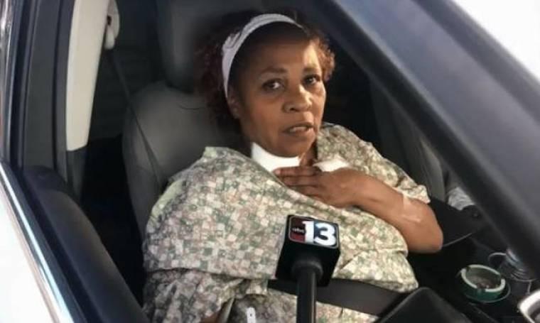 Ζει από θαύμα: Η συγκλονιστική μαρτυρία γυναίκας που δέχτηκε πολλαπλές μαχαιριές (vid)