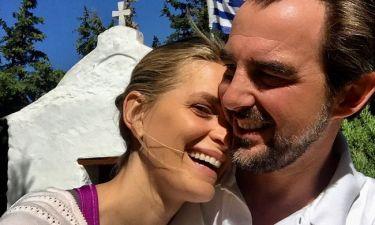 Νικόλαος Γλύξμπουργκ - Τατιάνα Μπλάτνικ: Τα «τρυφερά» τους μηνύματα για την 8η επέτειο γάμου
