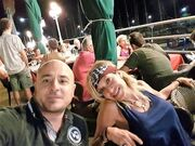 Βίσση – Πάνια – Καρβέλας: Μετά τις βουτιές σε παραλία της Καλαμάτας σε ταβέρνα για φαγητό