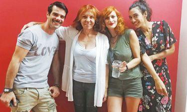 Ρένα Ρίγγα: «Πρέπει να είσαι «καμικάζι» για να κερδίσεις το κοινό»