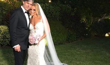Ο σπορτκάστερ, Δημήτρης Χατζηγεωργίου, παντρεύτηκε με την Παραολυμπιονίκη, Καρολίνα Πελενδρίτου