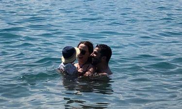 Βισκαδουράκης: Οι διακοπές του στην Χαλκιδική μαζί με τον Κανάκη
