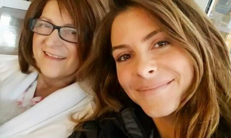 Μαρία Μενούνος: η συγκινητική ανάρτηση της στο Instagram για την καρκινοπαθή μητέρα της