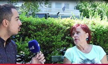 Μάγδα Τσαγγάνη: Η απίστευτη ατάκα της όταν ρωτήθηκε πόσο χρονών είναι