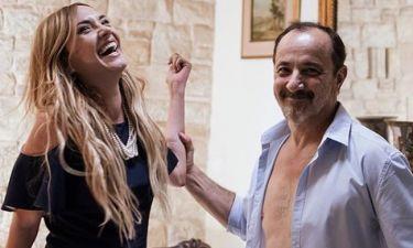 Αθηνά Καραγιώτη: Μιλά για τη συνεργασία της με τον Πάνο Κοκκινόπουλο στη σειρά «Ου φονεύσεις»