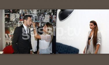 Καλίδης-Χατζίδου: Φωτογραφήθηκαν για την αφίσα των εμφανίσεών τους