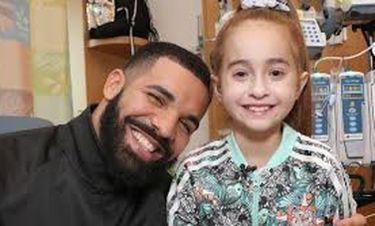 Ο Drake έφερε γούρι στην 11χρονη θαυμάστριά του