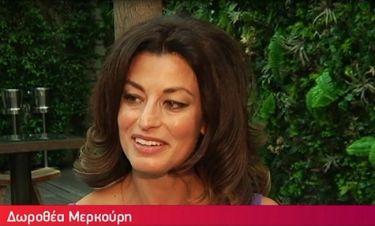 Δωροθέα Μερκούρη: Η ανήθικη πρόταση και η αντίδρασή της!