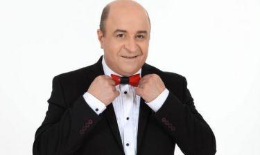 Μάρκος Σεφερλής: «Με το χιούμορ κερδίζεις τους ανθρώπους»