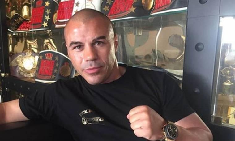 Συγκινεί ο Ζαμπίδης με το μήνυμα του στο Instagram: «Συνέχισε την δυνατή μάχη και βγες νικητής»