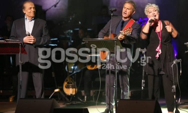 Συναυλία αφιέρωμα στον Μάνο Ελευθερίου για τους πυρόπληκτους της Αττικής
