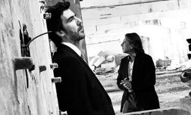 O Αντώνης Καρυστινός επιστρέφει με ρόλο – έκπληξη – Η φωτογραφία στο Instagram