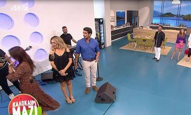 Νικολέτα Ράλλη: Ξέσπασε σε κλάματα και αποχώρησε από το πλατό του ANΤ1! - Τι συνέβη;