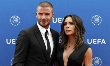 Η τελευταία red carpet εμφάνιση του ζεύγους Beckham