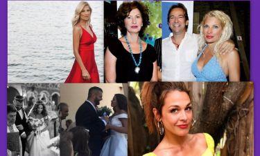 Ο γάμος της Στικούδη, η νέα ζωή της Τριανταφυλλίδου και οι βουτιές της πεθεράς της Μενεγάκη