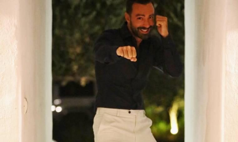 Σάκης Τανιμανίδης: Το τελευταίο post του ως single