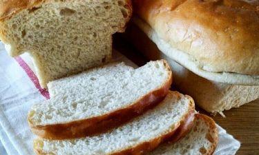 Σπιτικό ψωμί του τοστ