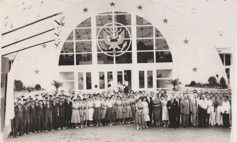 ΔΕΘ: Η παρουσία των ΗΠΑ το 1957 μέσα από ένα σπάνιο φωτογραφικό λεύκωμα