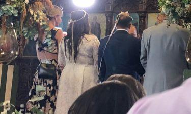 Πρωταγωνίστρια πετυχημένης σειράς του ΑΝΤ1 παντρεύτηκε! (φωτο)
