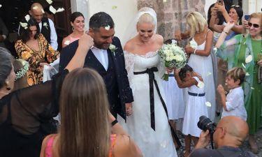 Ελισάβετ Μουτάφη: Το πρώτο ποστ στο instagram ως παντρεμένη και οι νέες φωτό του γάμου της