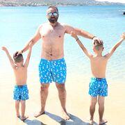 Γρηγόρης Γκουντάρας:«Όταν γεννήθηκε ο μικρός μου γιος, για ένα χρόνο μπαινοβγαίναμε στα νοσοκομεία»