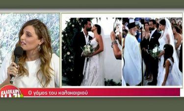 Εβελίνα Νικόλιζα:Δε φαντάζεστε τι είπε για το γάμο Τανιμανίδη – Μπόμπα: «Δεν θέλω να γίνομαι κακιά…»
