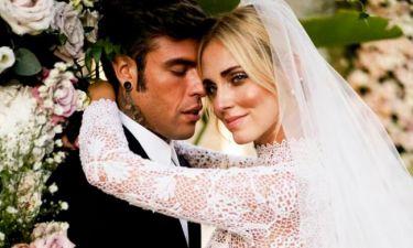 Chiara Ferragni: Όλος ο γάμος της σε ένα βίντεο 58 δευτερολέπτων