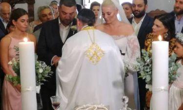 Ελισάβετ Μουτάφη:Nέα στιγμιότυπα από τον γάμο της και ο διάλογος με τον Χατζηνικολάου στο instagram