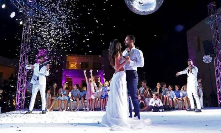 Νύχτα πάθους έζησε παίκτης του Survivor 1 με γνωστή τηλεπερσόνα στον γάμο Τανιμανίδη - Μπόμπα