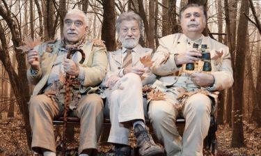 Φέρτης- Πιατάς- Μιχαηλίδης: «Ήρωες» για δεύτερη χρονιά