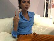Ζέτα Μακρυπούλια: Φόρεσε Victoria Beckham – Δείτε πόσο κοστίζει το σύνολο της