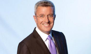 Ο Νίκος Χατζηνικολάου επιστρέφει στο κεντρικό Δελτίο Ειδήσεων του ΑΝΤ1 σε νέα ώρα