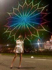 Η Demy εντυπωσίασε στην Ρωσία με δημιουργίες Celia Kritharioti