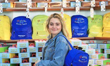 Η 16χρονη κόρη του Ramsay είναι ήδη επιχειρηματίας!
