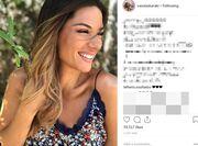 Βάσω Λασκαράκη: Το σχόλιο του συντρόφου της στο Instagram και η απάντησή της