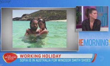 Sofia Richie: Σε δύσκολη θέση on air όταν τη ρώτησαν για τη σχέση της με τον Scott Disick