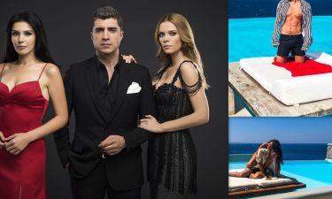 Ηθοποιός της σειράς «Στα δίχτυα του πεπρωμένου» στη Μύκονο για διακοπές με τη σύζυγό του