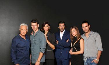 Μελίνα Τσαμπάνη: «Είμαι πολύ ενθουσιασμένη με το καστ της σειράς Η επιστροφή»