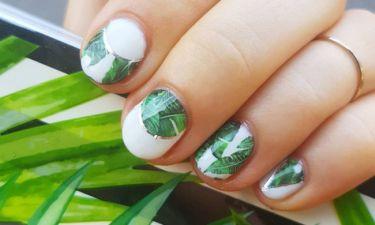 O καιρός είναι τροπικός… ώρα για tropical nails!