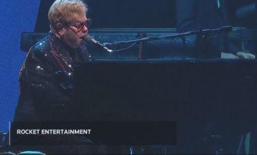 Ο Elton John άνοιξε  την αυλαία της τελευταίας του περιοδείας