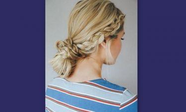 Back to school hairstyles για να υποδεχθείς και επίσημα την έναρξη της σχολικής σεζόν