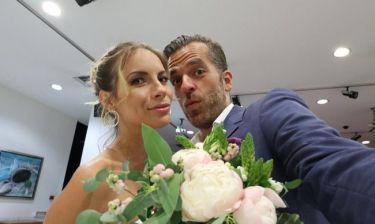 Μαρία Λουίζα Βούρου: Αποκλειστικό φωτογραφικό υλικό από τον γάμο της