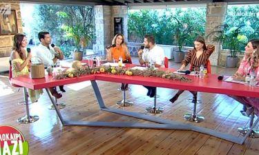 Έλληνας τραγουδιστής αποκάλυψε σε εκπομπή του ΑΝΤ1 ότι θα γίνει μπαμπάς για δεύτερη φορά