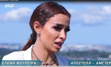 Ξέσπασε η Φουρέιρα: «Δεν μπορείτε να μου το κάνετε αυτό και να με βγάζετε εμένα εθνικίστρια»!
